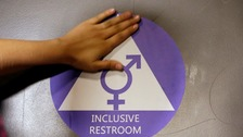 Trump 'set to revoke trans toilet rights at schools'