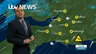Weather forecast: is Storm Doris going to affect us?