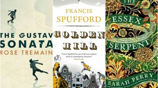 Great Scott! Three of the region's authors up for award