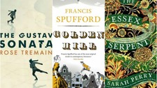 The three books on the longlist