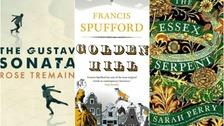 The three books on the longlist