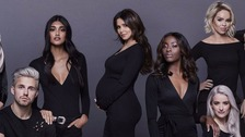 Cheryl confirms pregnancy in campaign photo