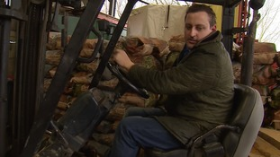 Potato farmer Andrew Wagstaff says he has huge concerns about the future.