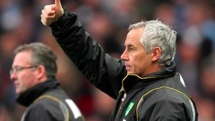 Culverhouse was Norwich City Assistant Manager alongside Paul Lambert