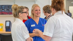 Sunderland University's nursing school nominated for five student nursing awards