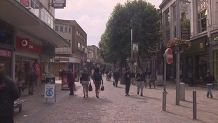 Nuisance beggars banned from city centre