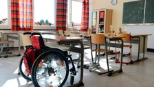 A number of disabled youngsters in Wirral had school transport stopped