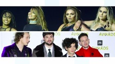 Brit Awards: North East winners