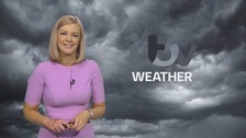 Wales weather: Storm Doris brings wet and windy weather!