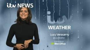 West Midlands Weather: Storm Doris brings wet weather