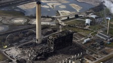Didcot Power Station collapse: One Year On