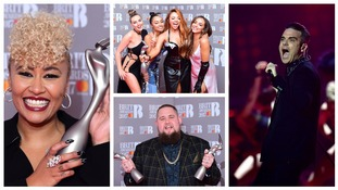 Brit Awards 2017: Full list of the winners