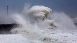 Live updates: Storm Doris hits the region