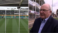 Northampton Saints chairman Hewitt to stand down