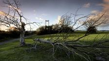 80mph gales expected as Storm Doris hits Wales