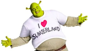 Shrek to head back to Sunderland