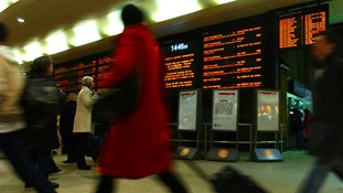 There are train cancellations and delays on the line between Bedford and London.