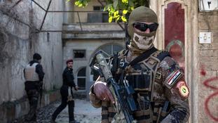 Iraqi forces take control of Mosul Airport following morning raid