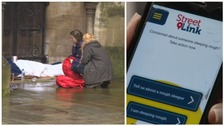 The App helping to tackle Bristol's growing homeless crisis