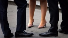 MPs to debate 'high heels at work' after petition