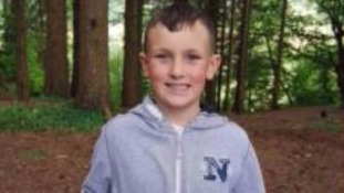 Kaden Reddick's family said he was an adventurous boy who loved playing in the local woods with his friends.