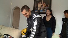 Boxer Quigg swapping Holcombe Hill for Hollywood