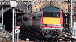 "Virgin Trains East Coast tells passengers ""not to travel"" as high winds and rain hit services"