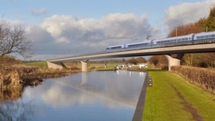 HS2 high-speed rail project has passed its final hurdle