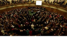 The Church of England&#x27;s General Synod narrowly voted against the measure