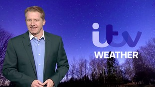 Thursday night's weather for the west of the region