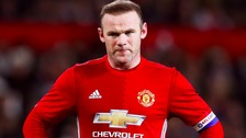 Rooney says he is staying at Old Trafford