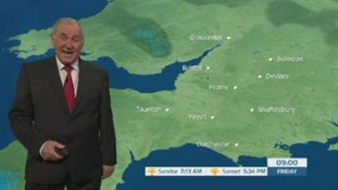 Weather forecast: here comes the sun!