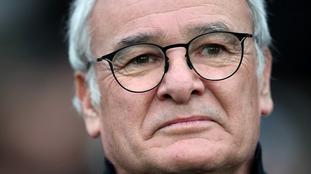 Leicester City sack manager Claudio Ranieri