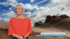 Wales Weather: From wind and rain to ice!
