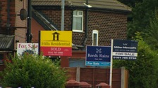 House price rises in parts of the North West outstrip London