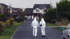 Derry alert ends after police officer targeted in bomb attack