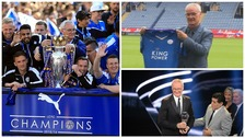 Breaking: Leicester City sack manager Claudio Ranieri