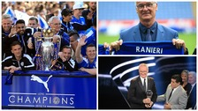 Leicester City sack manager Claudio Ranieri