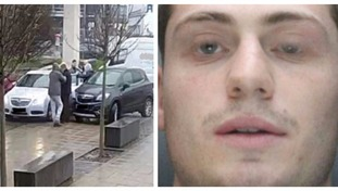 Convicted murderer Shaun Walmsley has been on the run since Tuesday