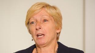 Liz Nicholl, UK Sport's Chief Executive