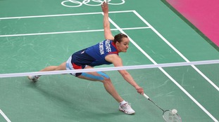 Badminton has had its funding slashed by UK Sport