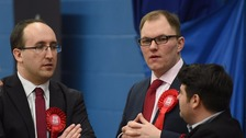 Labour win Stoke-on-Trent by-election as UKIP finish second