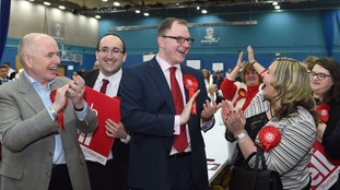 Labour retain Stoke-on-Trent seat as Ukip finish second