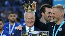 Leicester City sack title-winning manager Claudio Ranieri