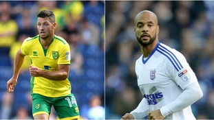 No room for friendship as Hoolahan and McGoldrick prepare for East Anglian derby