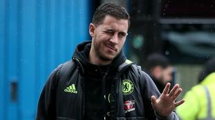 Rumours: Chelsea star Eden Hazard in talks with Real Madrid
