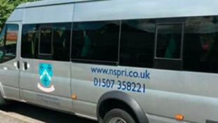 Investigation underway after school bus stolen in Lincolnshire