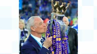Claudio Ranieri's greatest moments