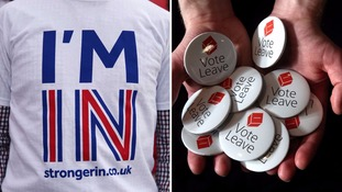 Spending returns of Stronger In and Vote Leave campaigns under investigation