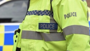 The man was driving a van when it collided with a lorry